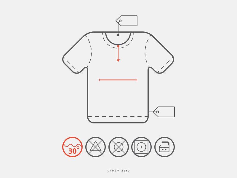 T-shirt Icons icons free t-shirt icons ui app freebies