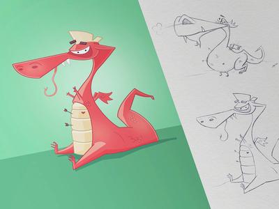 Mad Dragons