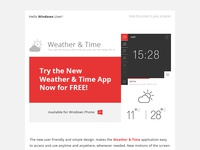 Newsletter/App Release