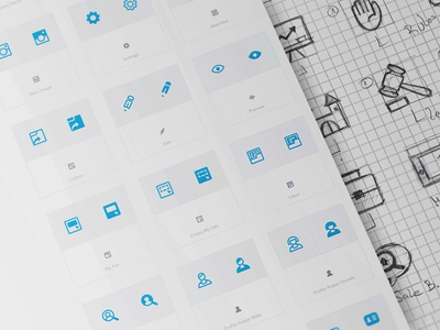 Web Icons icons idea drawings user dashboard icon pack car cars