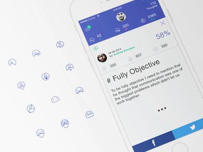 Social Icons app application social icons profile social fun wip icon icons