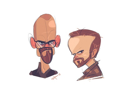 Breaking Bad spovv tvseries like fun characterdesign avatar jessepinkman aaronpaul bryancranston character breakingbad netflix