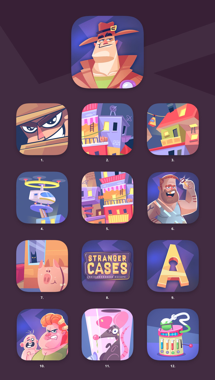 Icon press