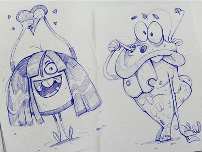 Mad Friday friday mad illustration sketchbook pen cartoon sketch spovv drawing characterdesign fun character