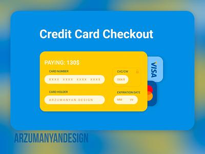 UI/UX DESIGN, credit card checkout minimal logo illustraion branding icon app illustration illustrator vector