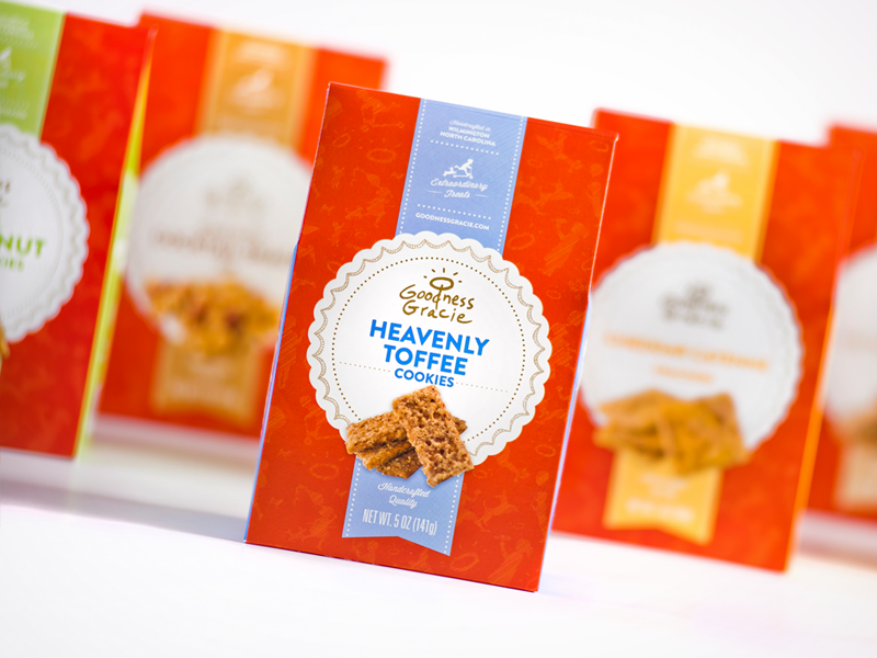 Food Packaging Design by Patrick Carter - Dribbble