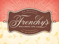 Wellness Spa Identity