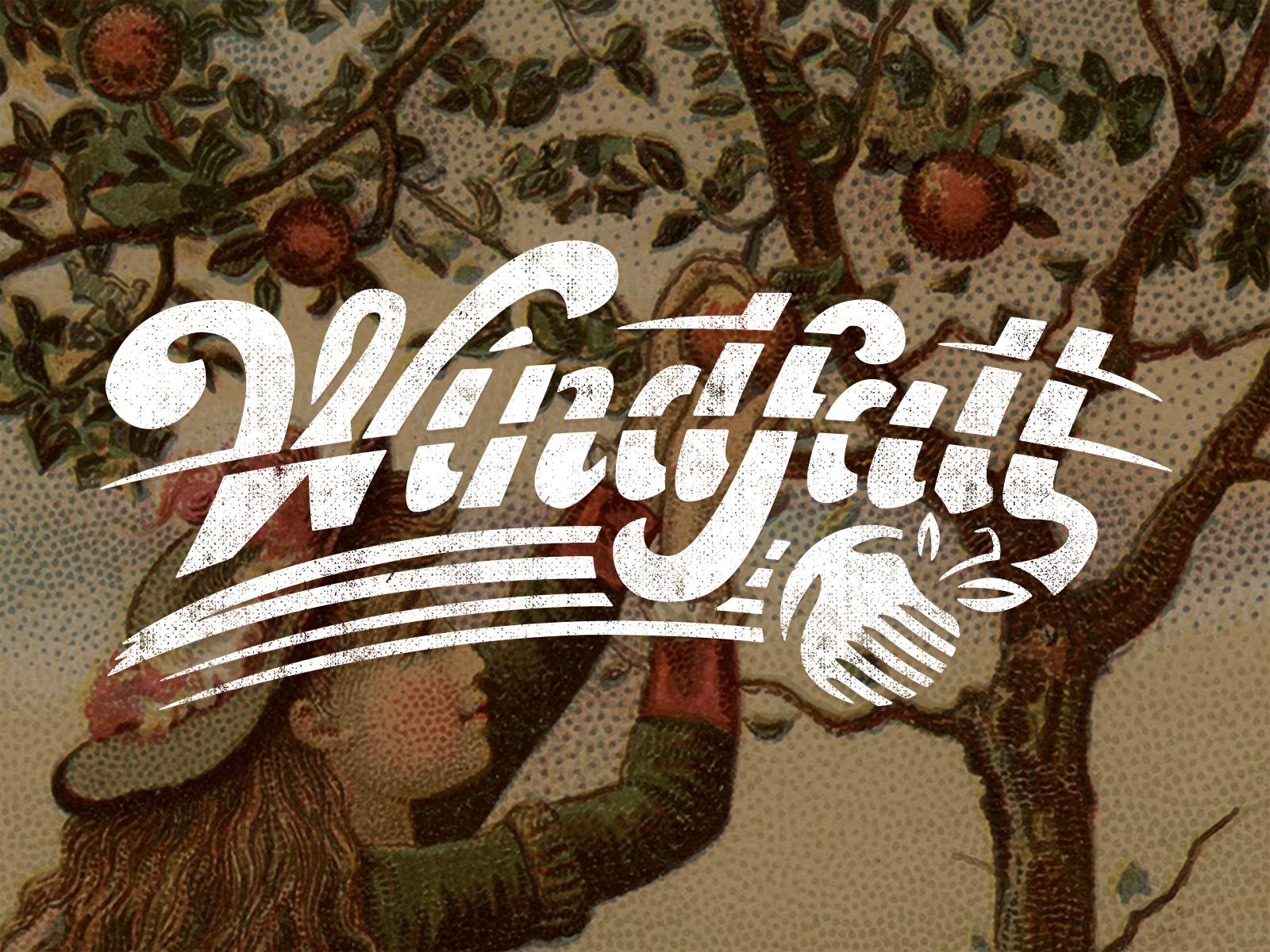 Windfall script logo lg