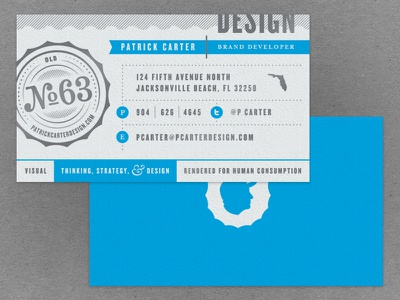 Business Card Design business card logo design badge seal stamp branding personal self promo
