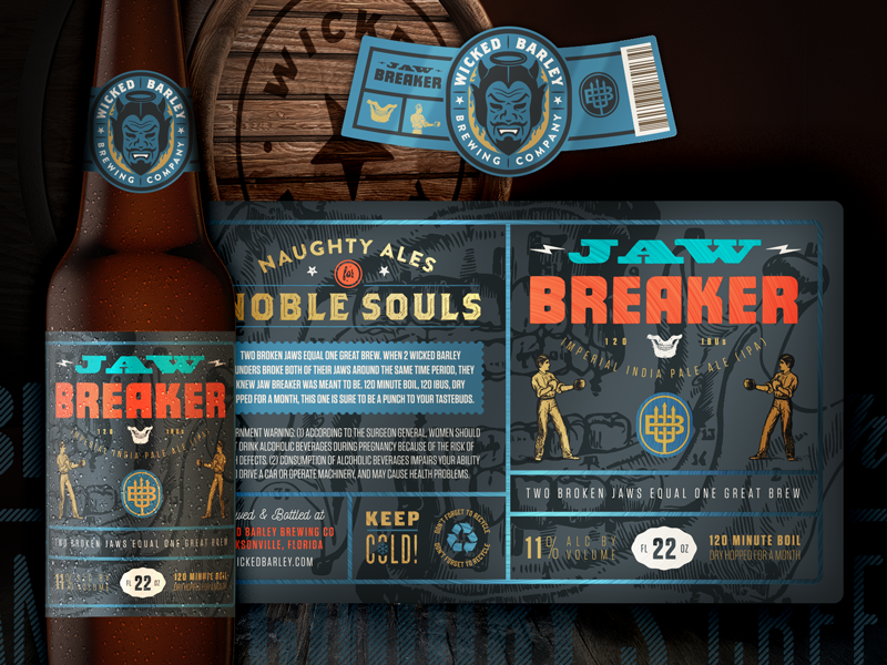 Beer label 800 600