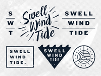 Surf Company Logo Design