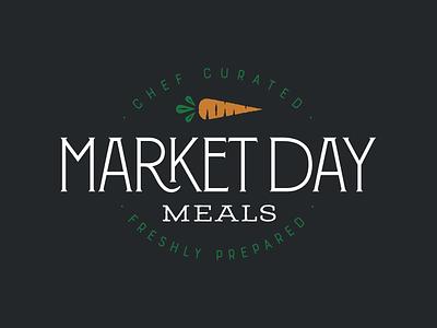 Personal Chef Branding Materials restaurant chef food typography type identity branding logo