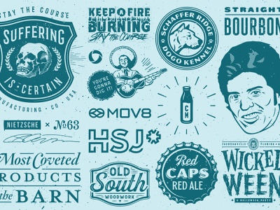 New Year 2020 Recap typography illustration identity type design branding logo