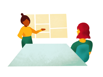 The Whiteboard Design Challenge ux illustration user experience product interviews design