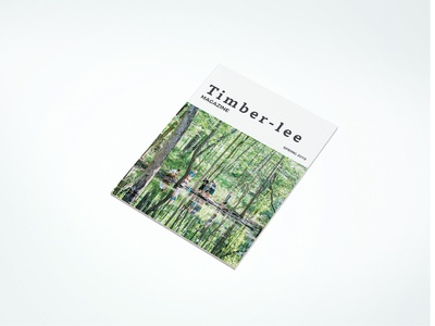 Camp Timber-lee Spring Magazine 2018