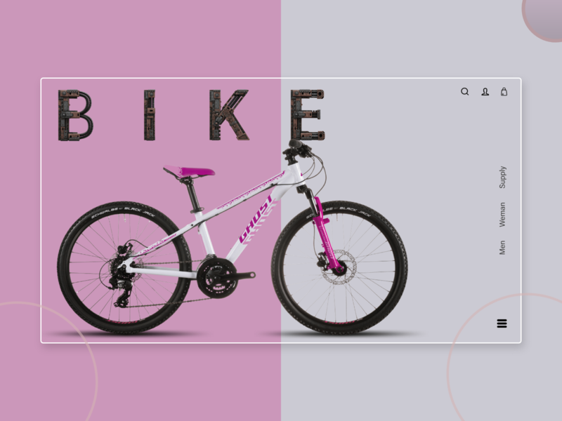 Bike Website Design (3D Typography) webdesigns webdesigner webdesign bike uiux 3dillustration 3dtypography 3d art typography design typography uxdesign ui design prototype uidesign interaction design illustration animation userinterface user interface design user experience