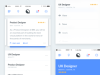 Daily UI | Job Posting