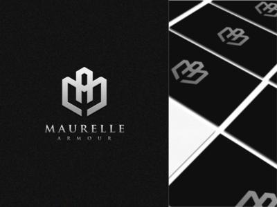 MA MONOGRAM LOGO CONCEPT luxury brand identity monoline monogram logo monogram logo initial logo initial grid design corporate