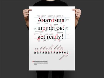 Анатомия шрифтов