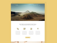 FREE HTML5 Zurb Foundation Template