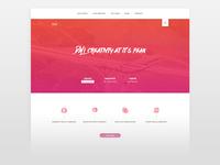 Dali Sketch App Website