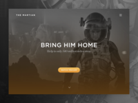 Landing Page - Day #003