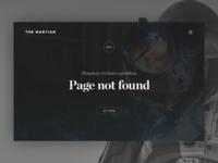 404 Error - Day #008