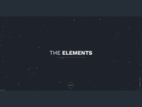 The Elements - Student Project
