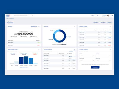 Payment Dashboard dashboard payroll payment fintech web exploration ux ui