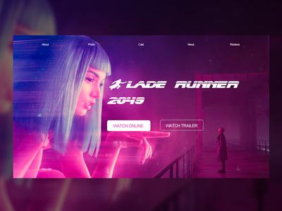Concept Blade runner
