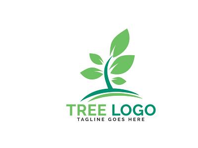 TREE LOGO ecological ecologic ecology botany medical app medical pharmaceutical pharmacy farming organic natural nature leaves leaf plant tree branding vector logo design