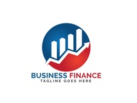 Business Finance Logo Design.