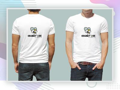 Crazzybee T-Shirt 👕 Design
