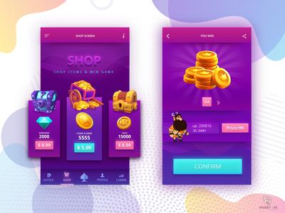 Game Store UI