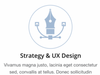 Strategy Icon for website