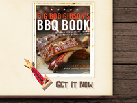 Book Ad for BBQ Website