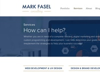 Services - Mark Fasel Consulting