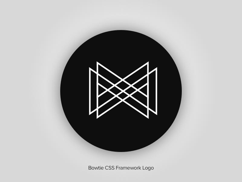 Bowtie logo dribbble