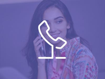 call logo icon