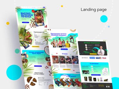 Landing page Primebar