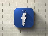 Facebook Security Icon