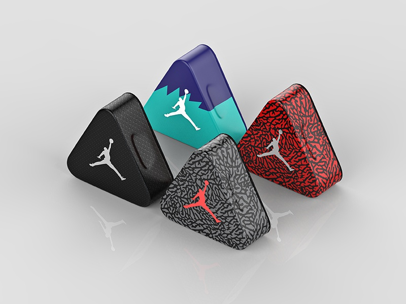 Jordan Shoebox box airjordan sneakers footwear alu design concept packaging shoebox  jordan 4c8999e2d4