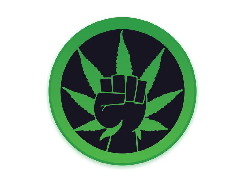 Rebel Leaf Logo