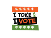 I Toke and I Vote