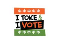 I Toke and I Vote