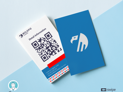 eagle logo vector typography website business card business cards illustrator business logo branding design