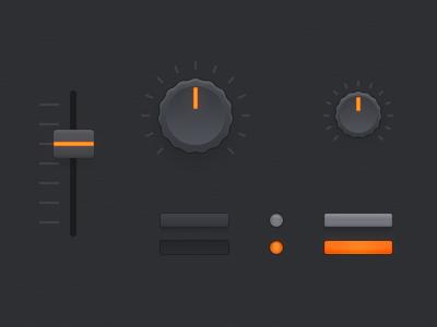 Teragon Audio UI Kit
