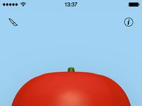 Tomato timer theme