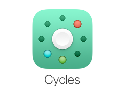 Cycles iOS 7 Icon