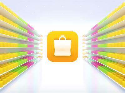 Handla branding app icon